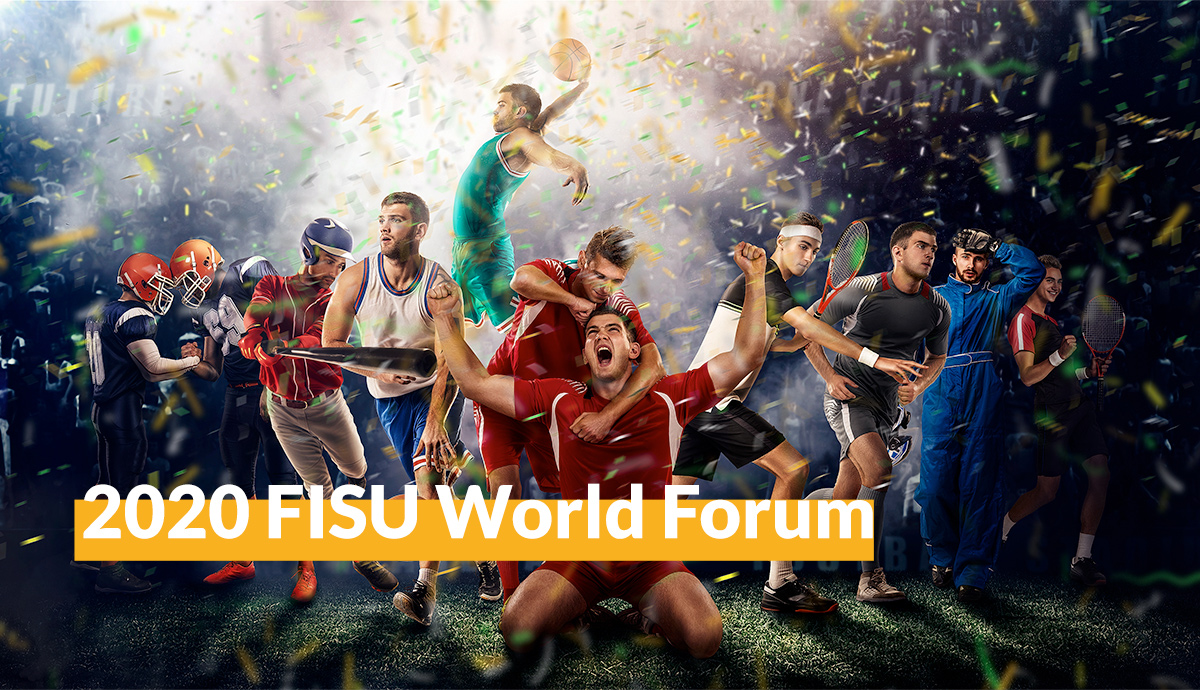 2020 FISU World Forum